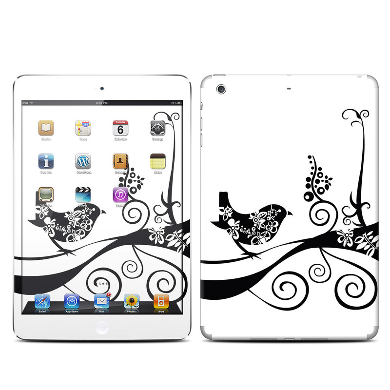 Little Curly iPad mini Retina Skin