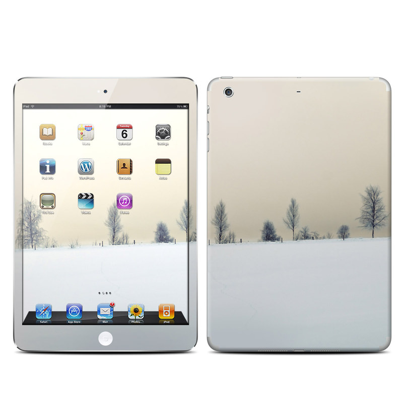 Melancholy iPad mini Retina Skin