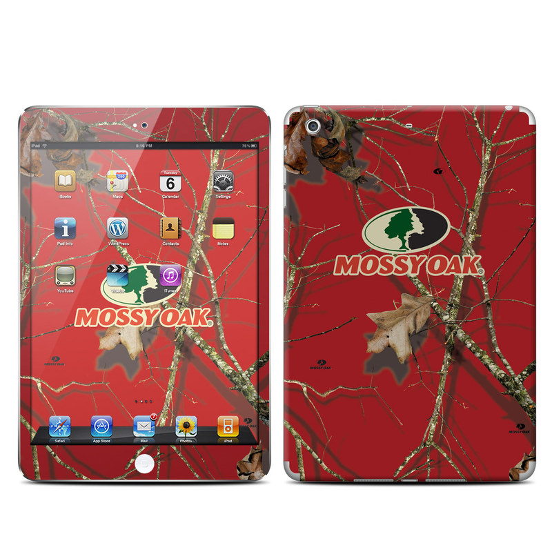 Break Up Lifestyles Red Oak iPad mini Retina Skin