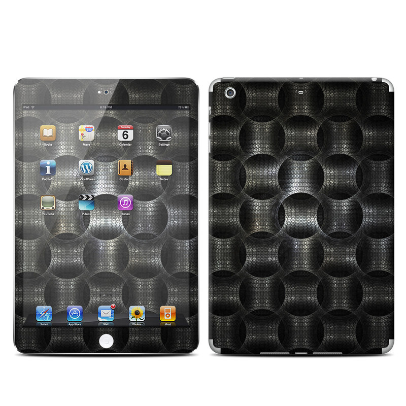 Metallic Weave iPad mini Retina Skin