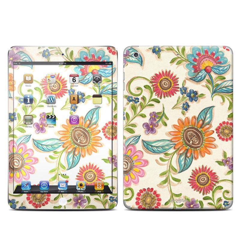 Olivia's Garden iPad mini 2 Retina Skin