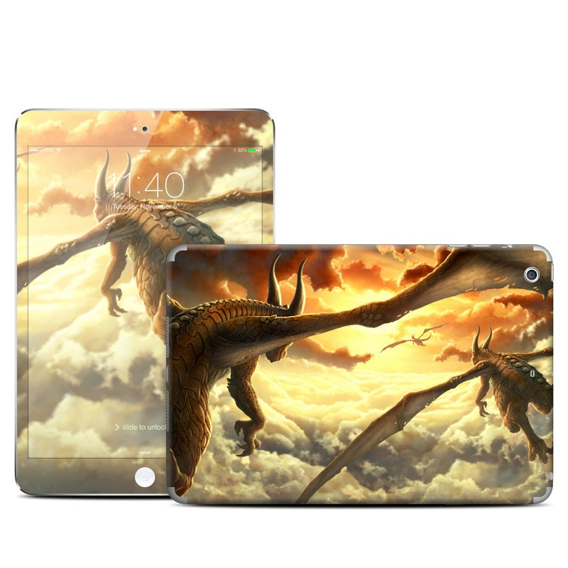 Over the Clouds iPad mini Retina Skin
