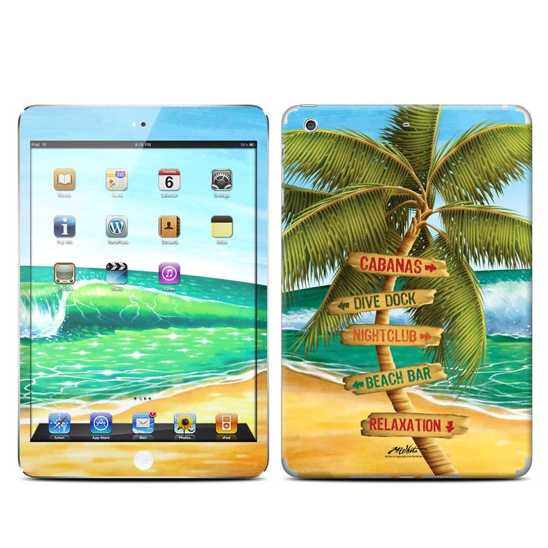 Palm Signs iPad mini Retina Skin