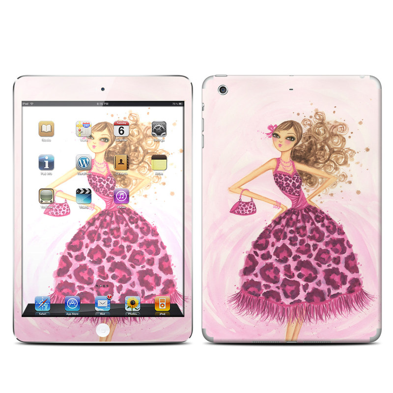 Perfectly Pink iPad mini Retina Skin