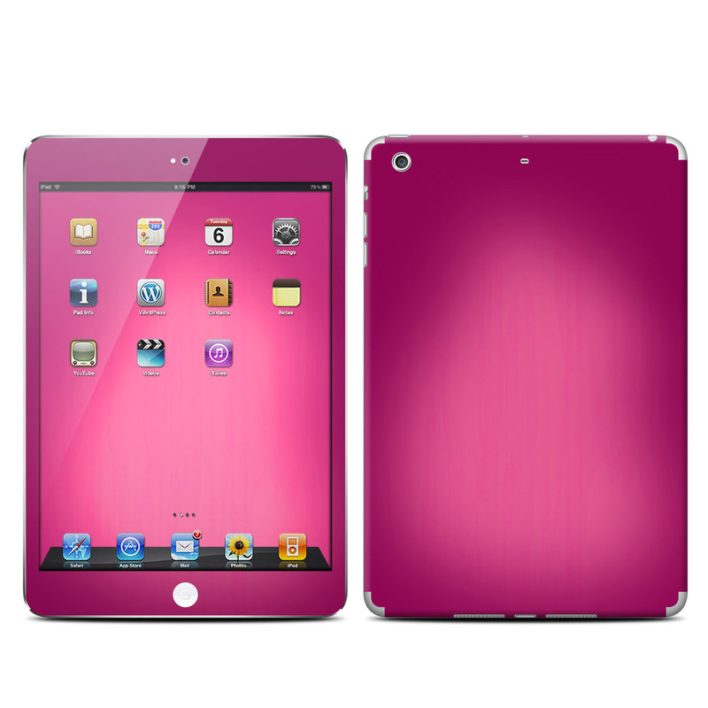 Pink Burst iPad mini Retina Skin