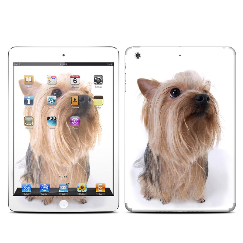 Puppy Love 2 iPad mini Retina Skin