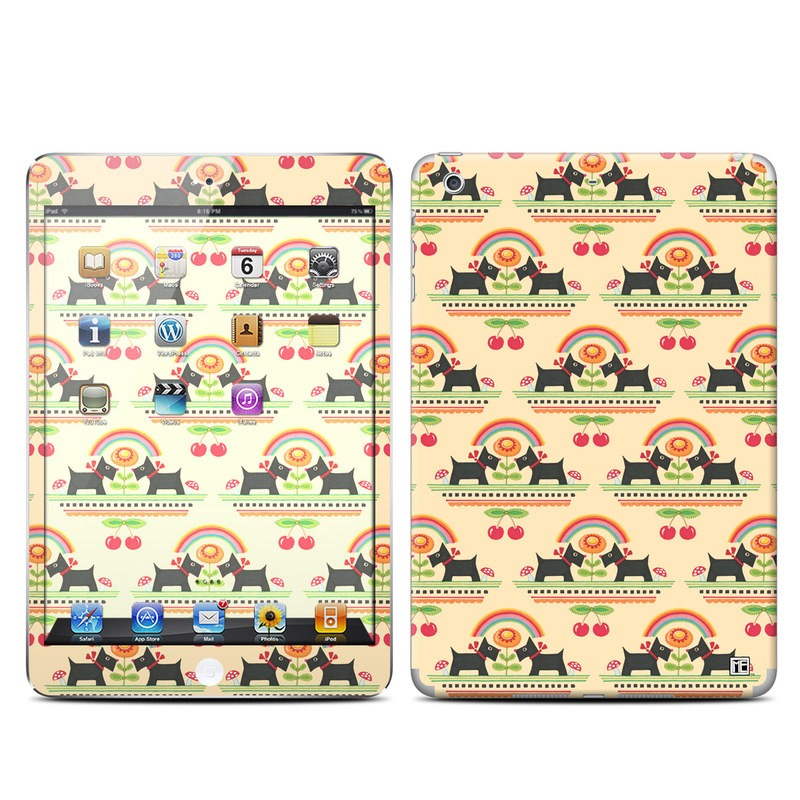 Scotties iPad mini Retina Skin