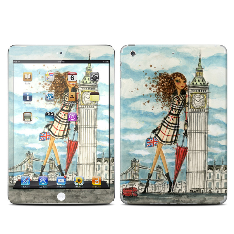 The Sights London iPad mini Retina Skin