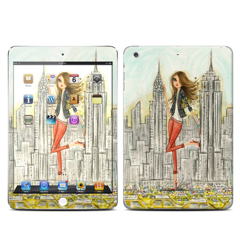 The Sights New York iPad mini 2 Retina Skin
