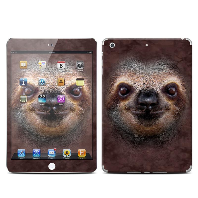 Sloth iPad mini Retina Skin