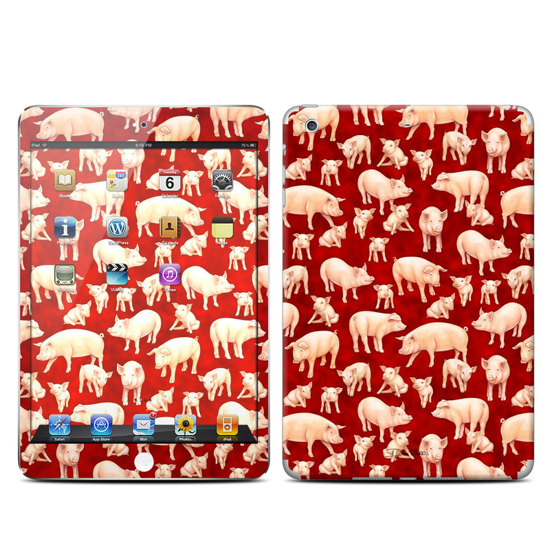 Some Pig iPad mini Retina Skin