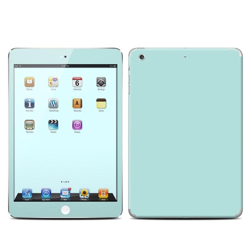 Solid State Mint iPad mini Retina Skin
