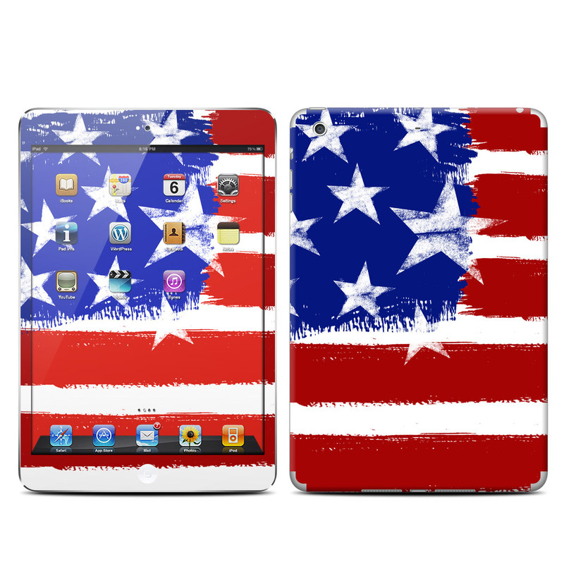 Stars + Stripes iPad mini 2 Retina Skin
