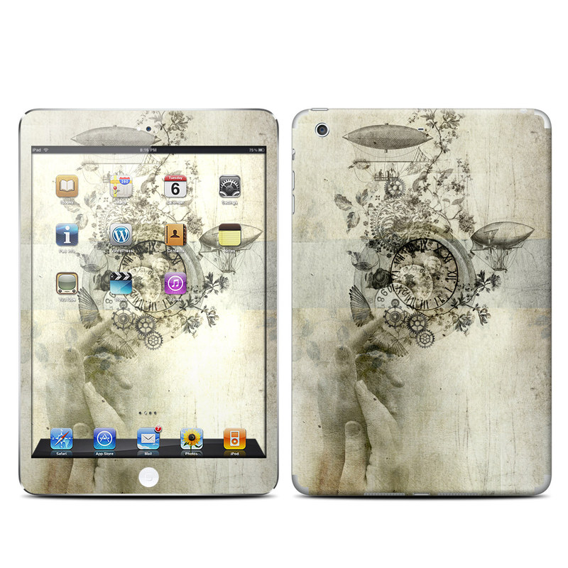 Steamtime iPad mini Retina Skin