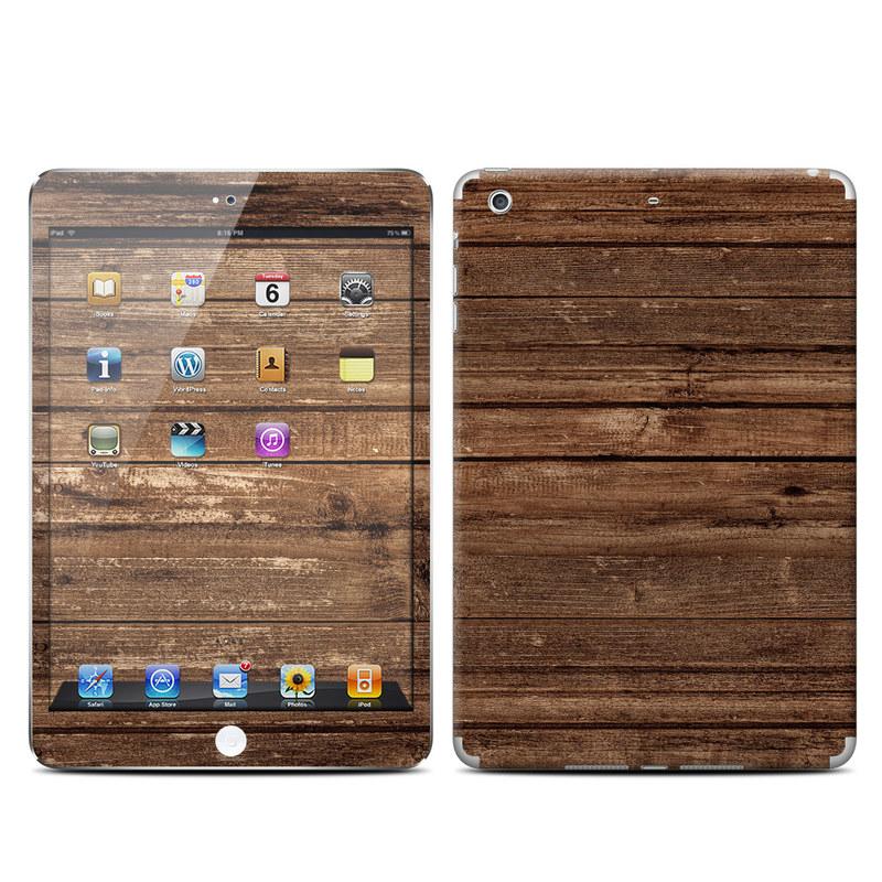 Stripped Wood iPad mini Retina Skin