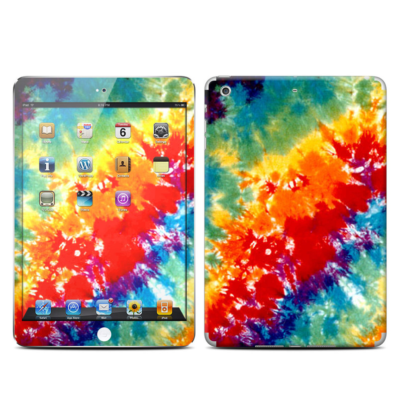 Tie Dyed iPad mini Retina Skin