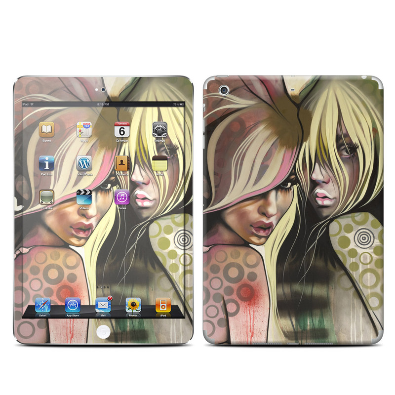 Two Betties iPad mini Retina Skin