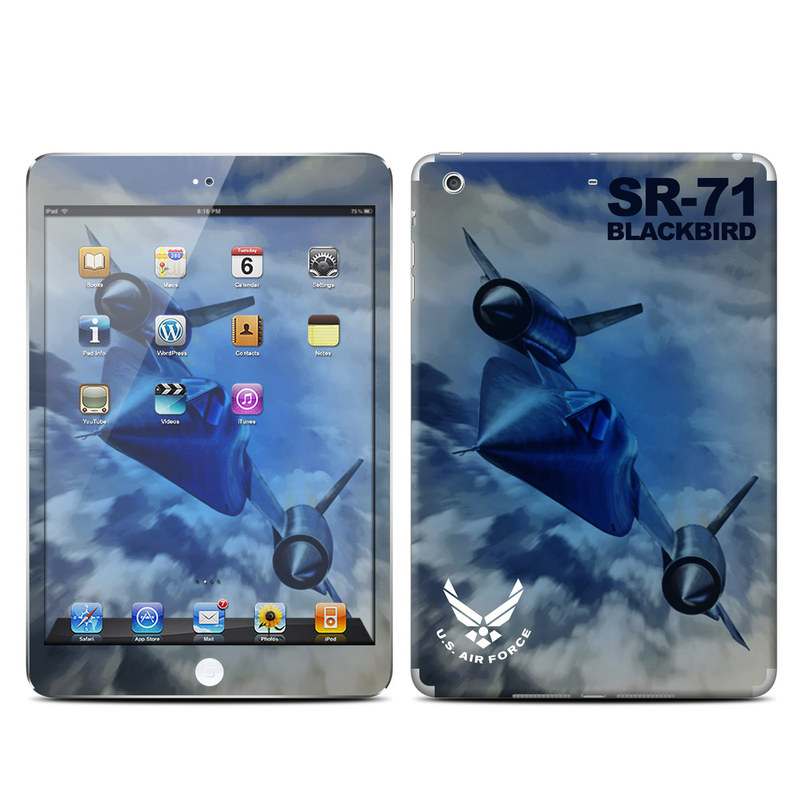Blackbird iPad mini Retina Skin