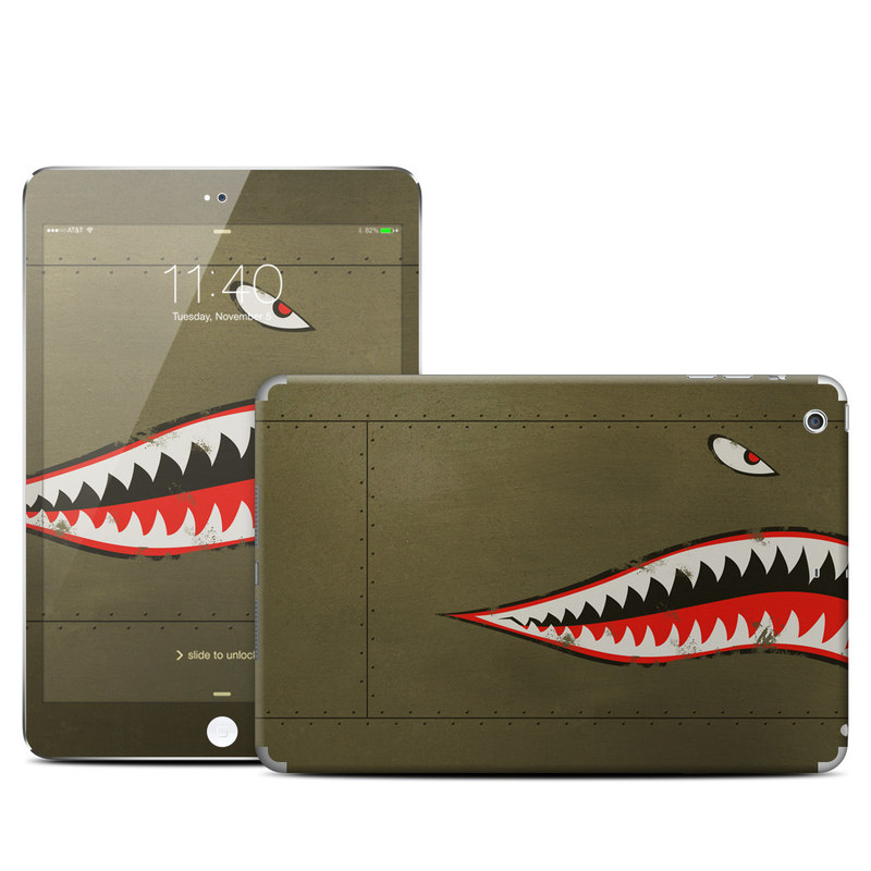 USAF Shark iPad mini 2 Retina Skin
