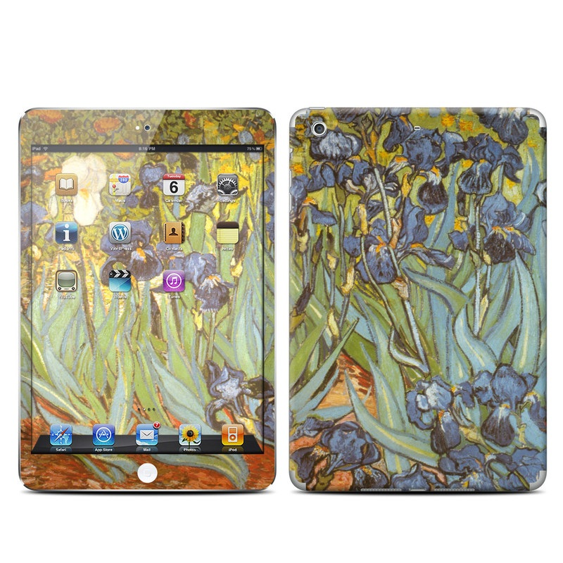 Irises iPad mini Retina Skin