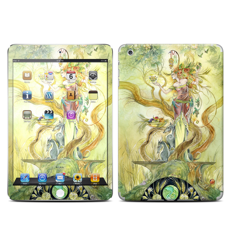 Virgo iPad mini 2 Retina Skin
