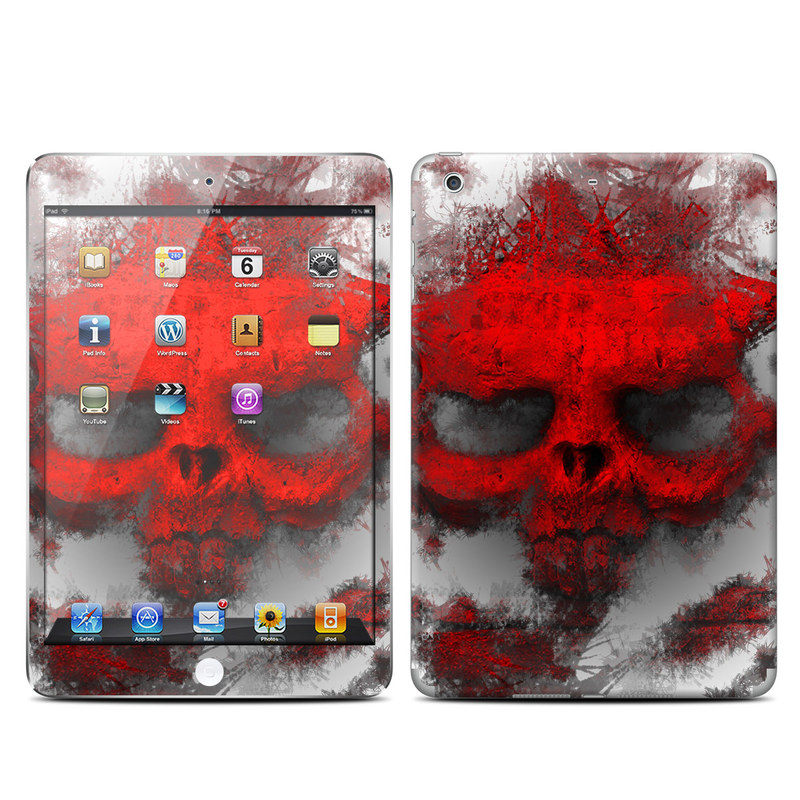 War Light iPad mini Retina Skin