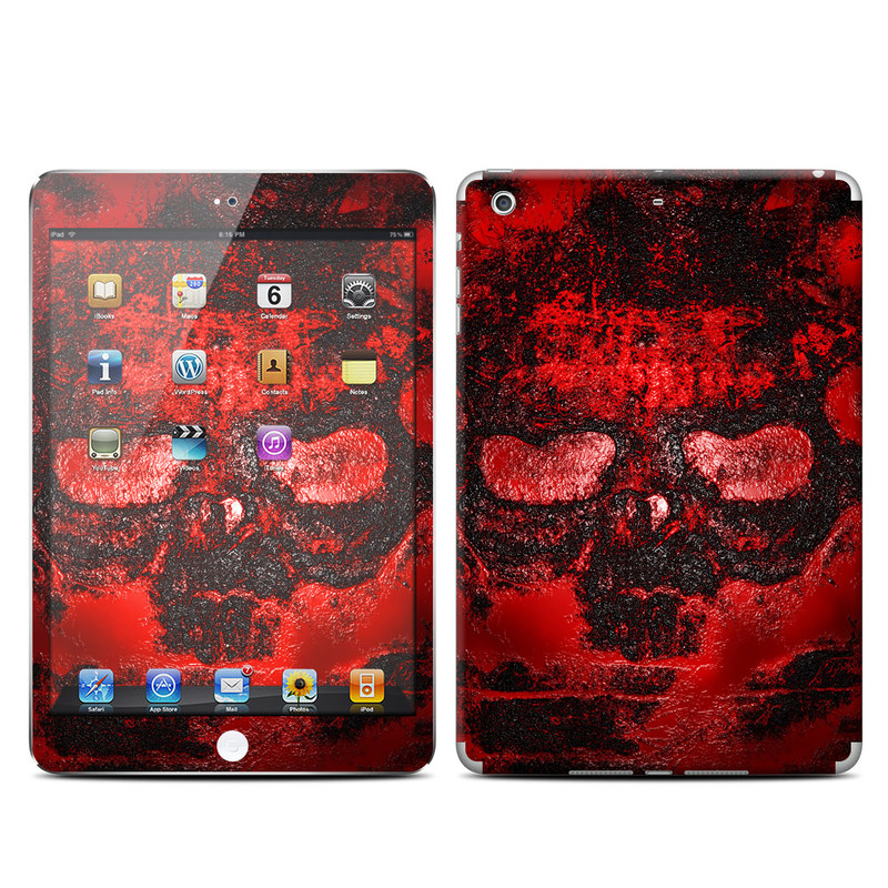 War II iPad mini Retina Skin