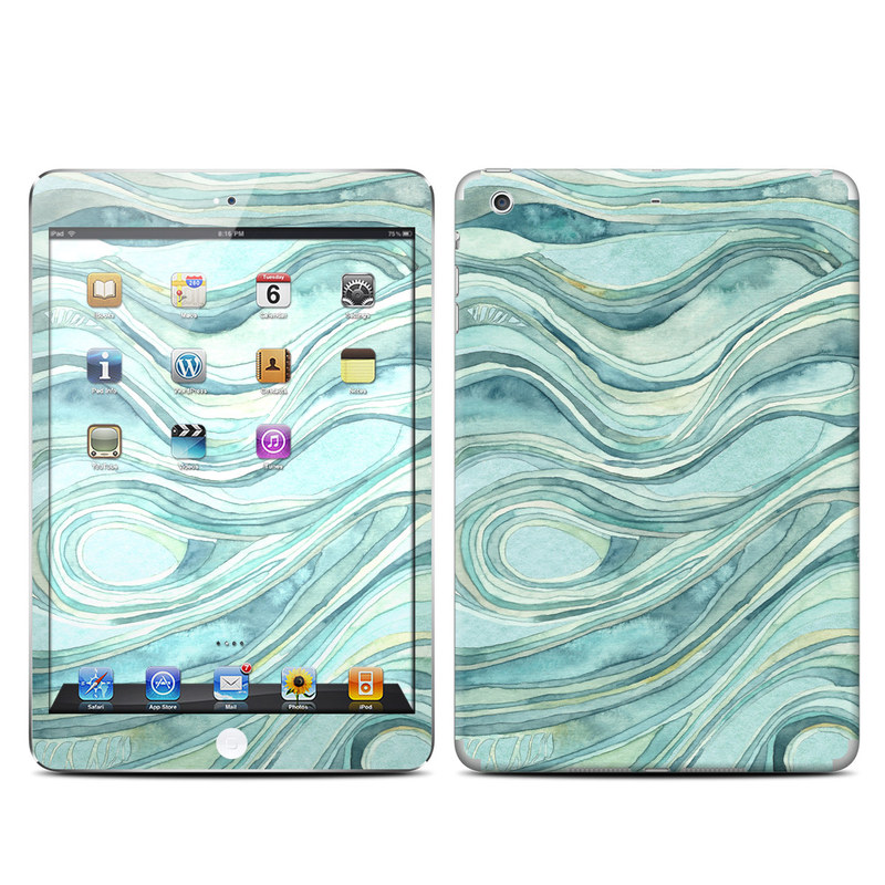 Waves iPad mini Retina Skin