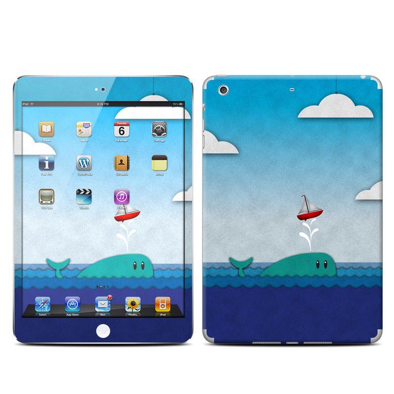 Whale Sail iPad mini Retina Skin
