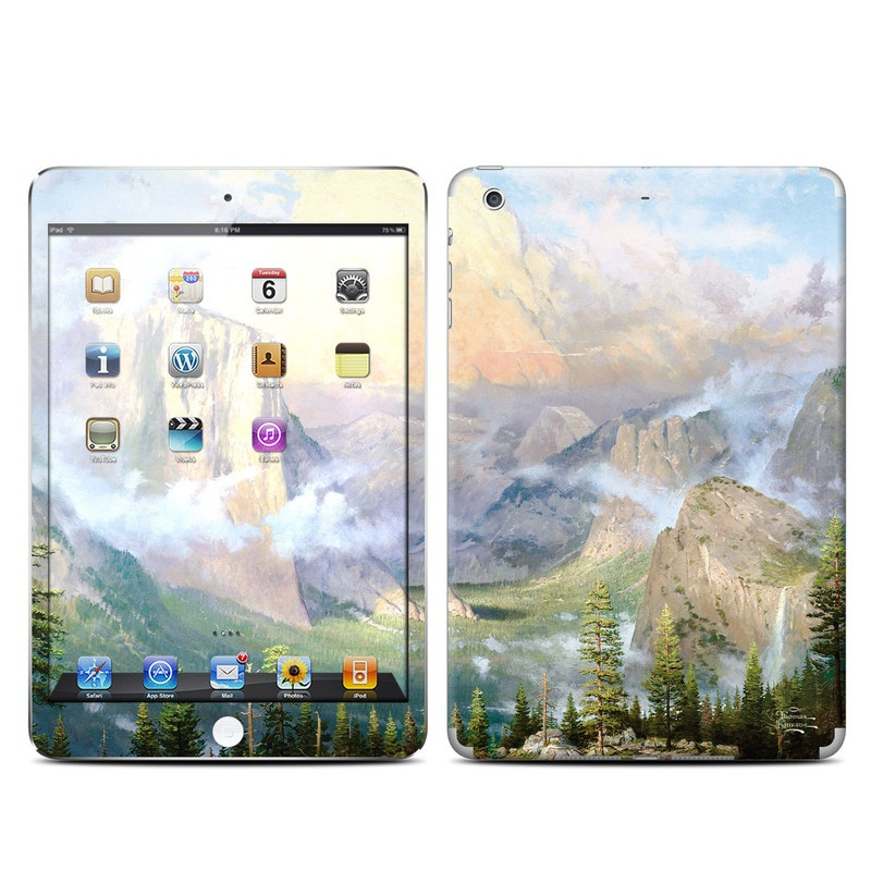 Yosemite Valley iPad mini Retina Skin