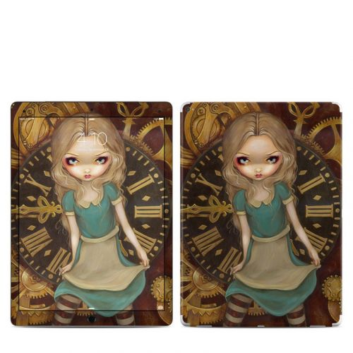 Alice Clockwork iPad Pro 12.9-inch Skin