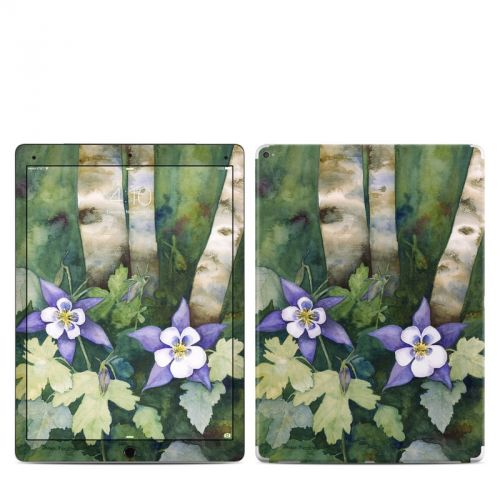 Colorado Columbines iPad Pro 12.9-inch Skin