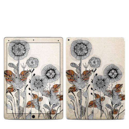 Four Flowers iPad Pro 12.9-inch Skin