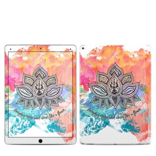 Happy Lotus iPad Pro 12.9-inch 1st Gen Skin