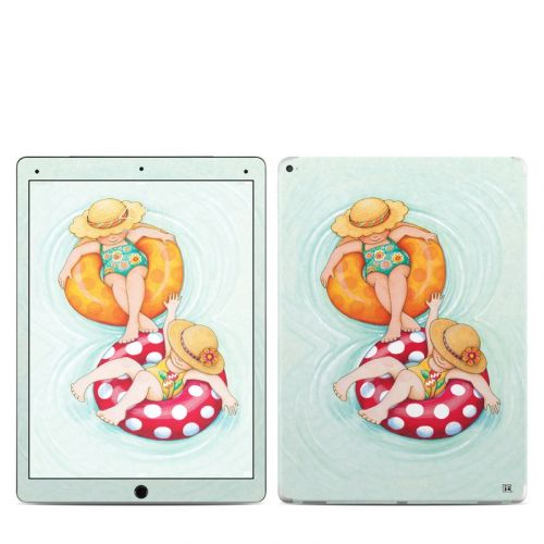 Inner Tube Girls iPad Pro 12.9-inch Skin