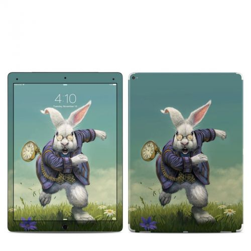 White Rabbit iPad Pro 12.9-inch Skin