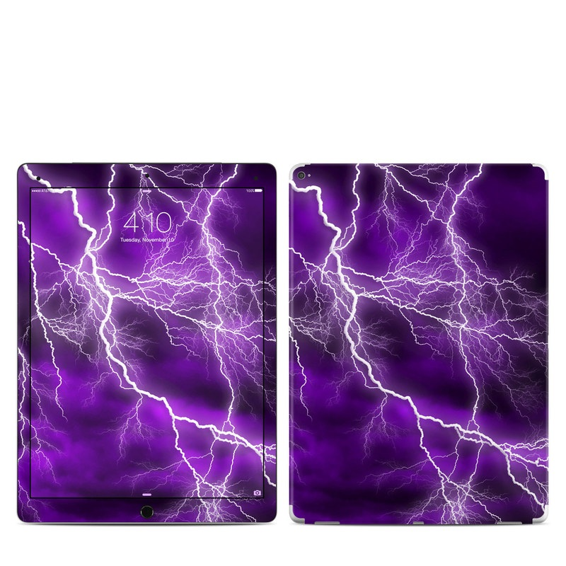 Apocalypse Violet iPad Pro 12.9-inch Skin
