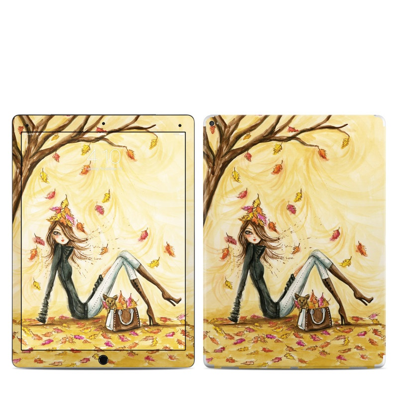 Autumn Leaves iPad Pro 12.9-inch Skin