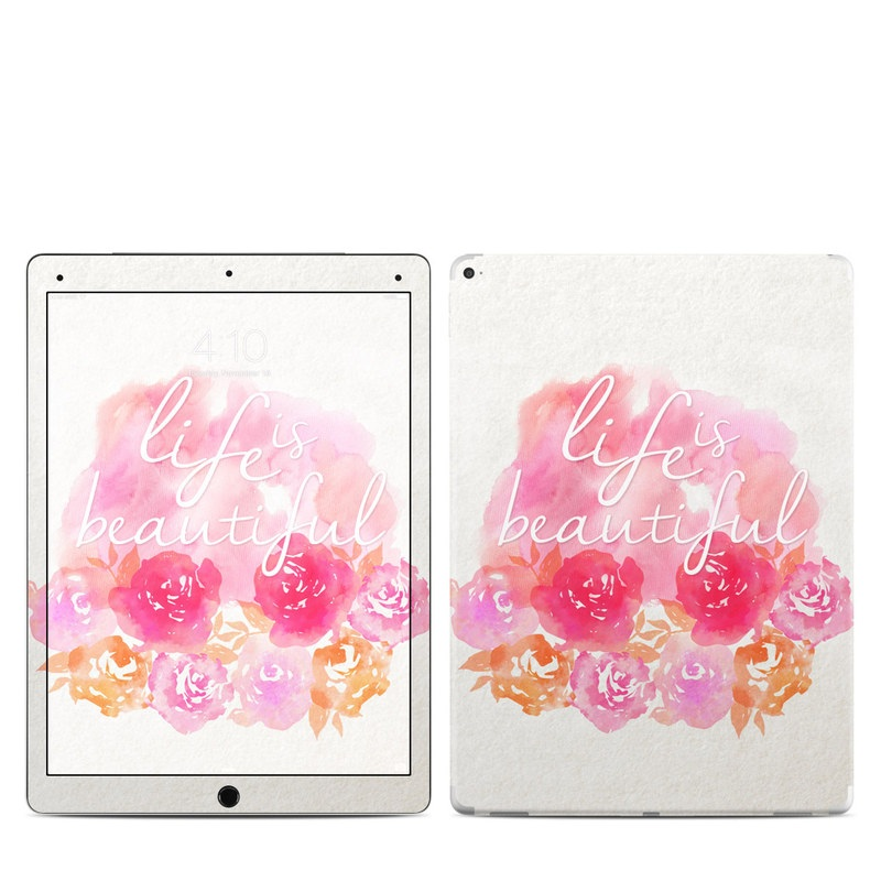 Beautiful iPad Pro 12.9-inch Skin