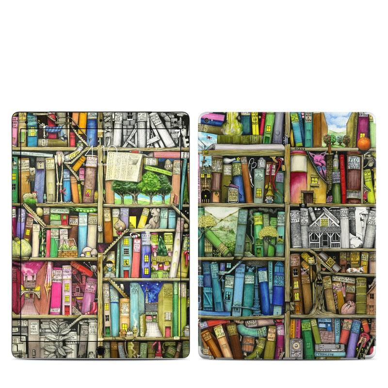 Bookshelf iPad Pro 12.9-inch Skin