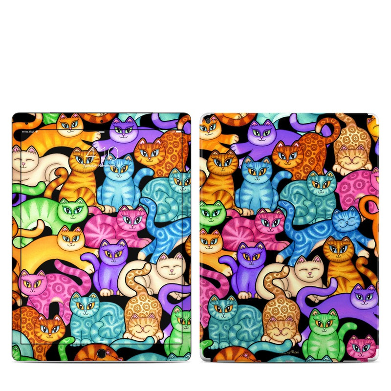Colorful Kittens iPad Pro 12.9-inch Skin
