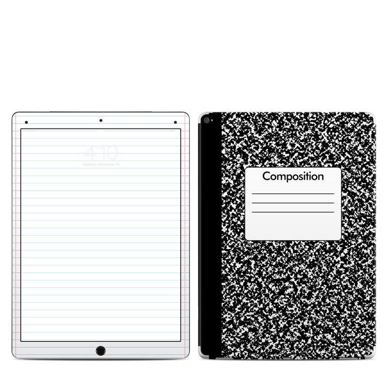 Composition Notebook iPad Pro 12.9-inch Skin