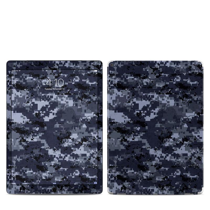 Digital Navy Camo iPad Pro 12.9-inch Skin