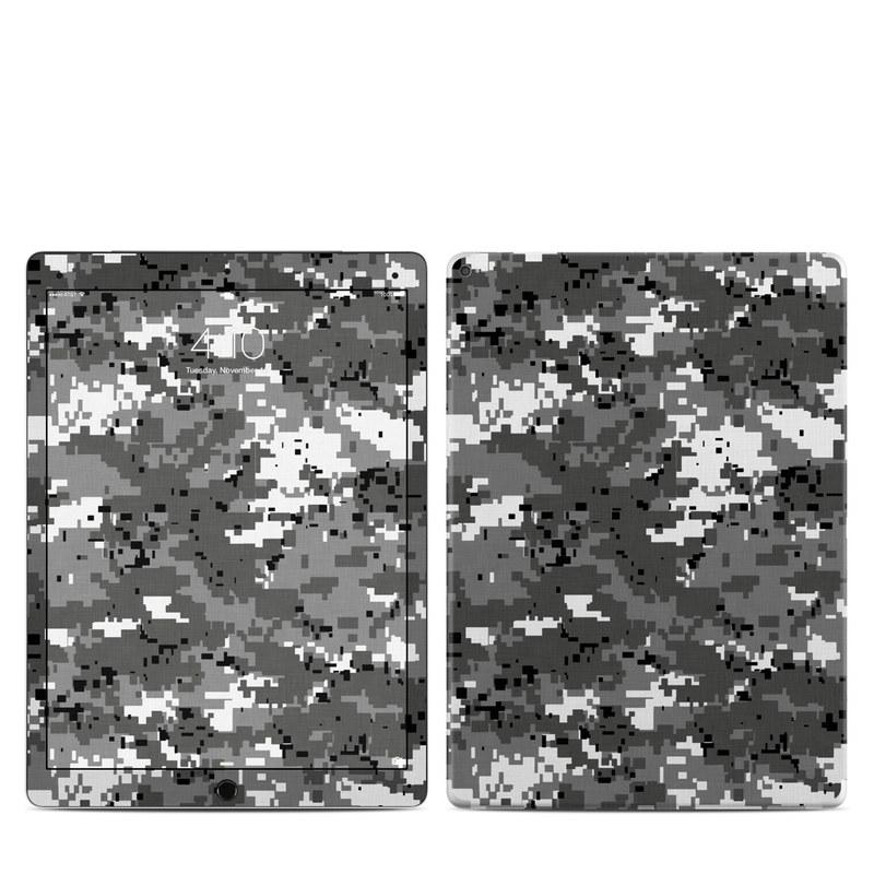 Digital Urban Camo iPad Pro 12.9-inch 1st Gen Skin