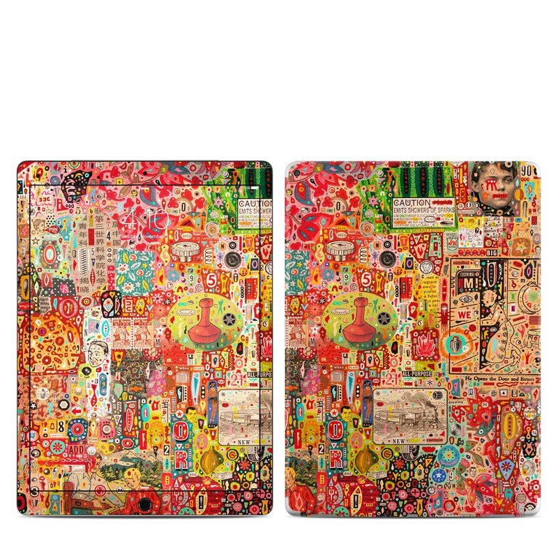 Flotsam And Jetsam iPad Pro 12.9-inch Skin