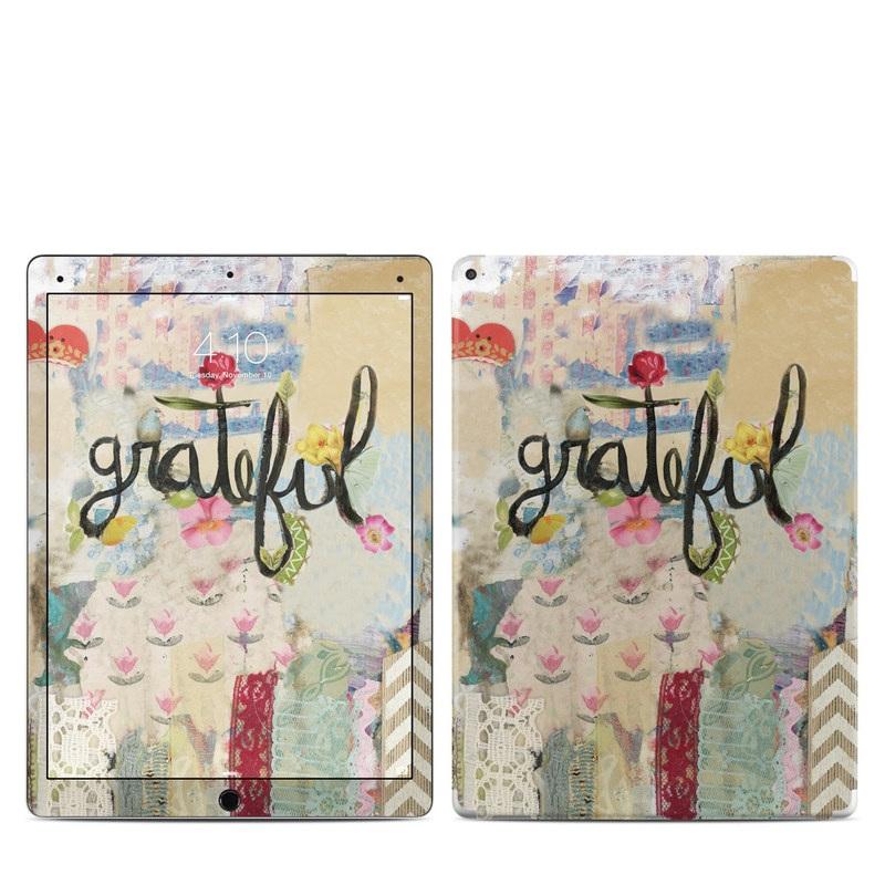 Grateful iPad Pro 12.9-inch 1st Gen Skin