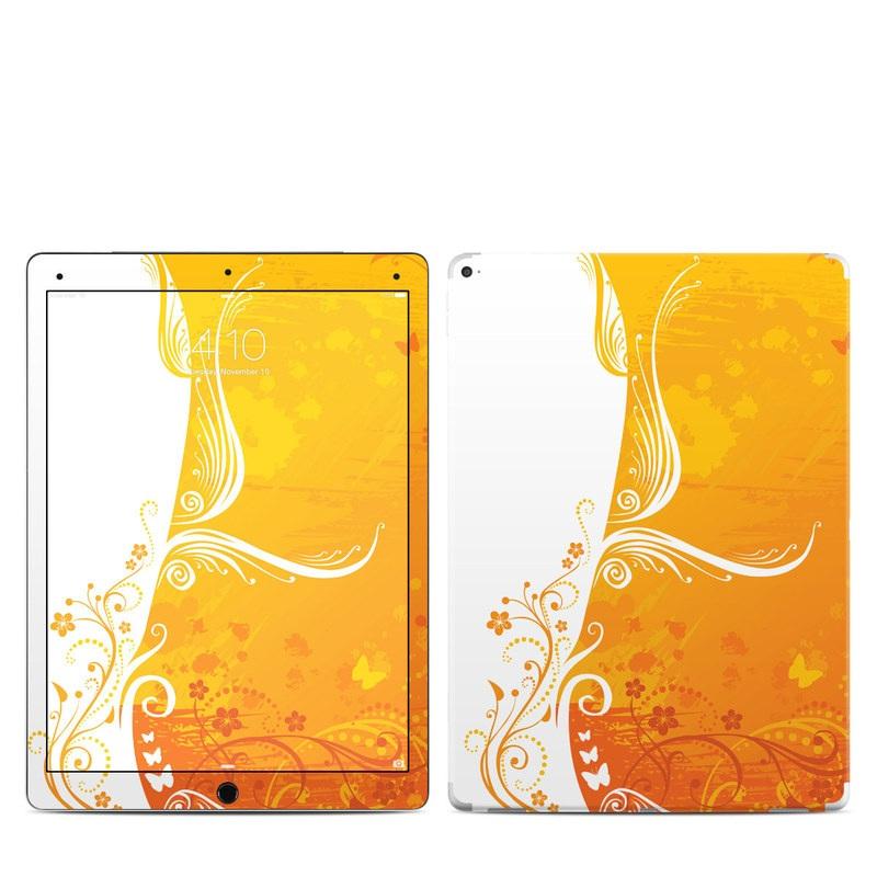 Orange Crush iPad Pro 12.9-inch Skin