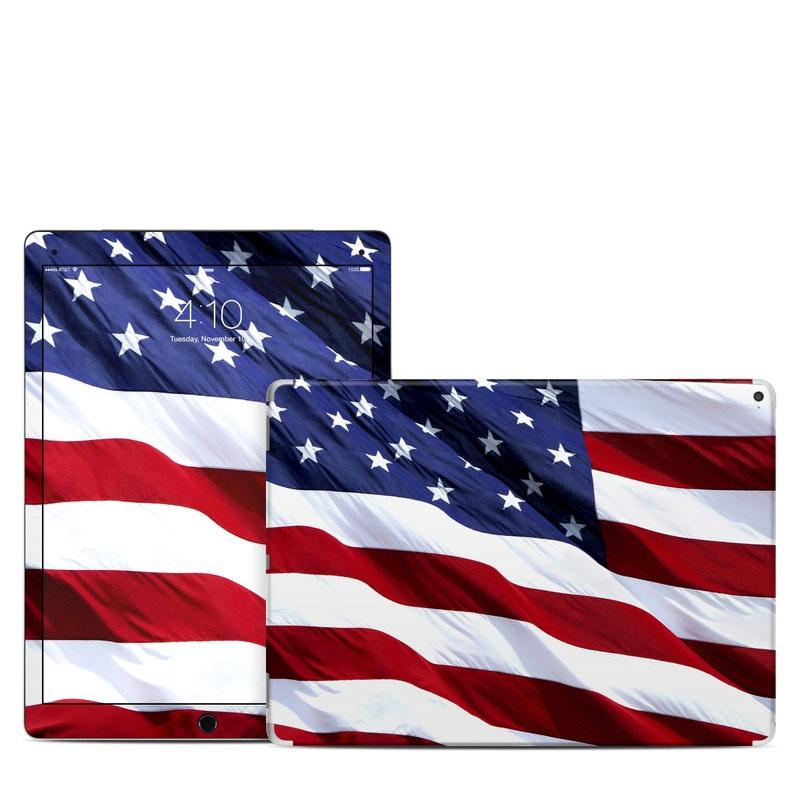 Patriotic iPad Pro 12.9-inch Skin