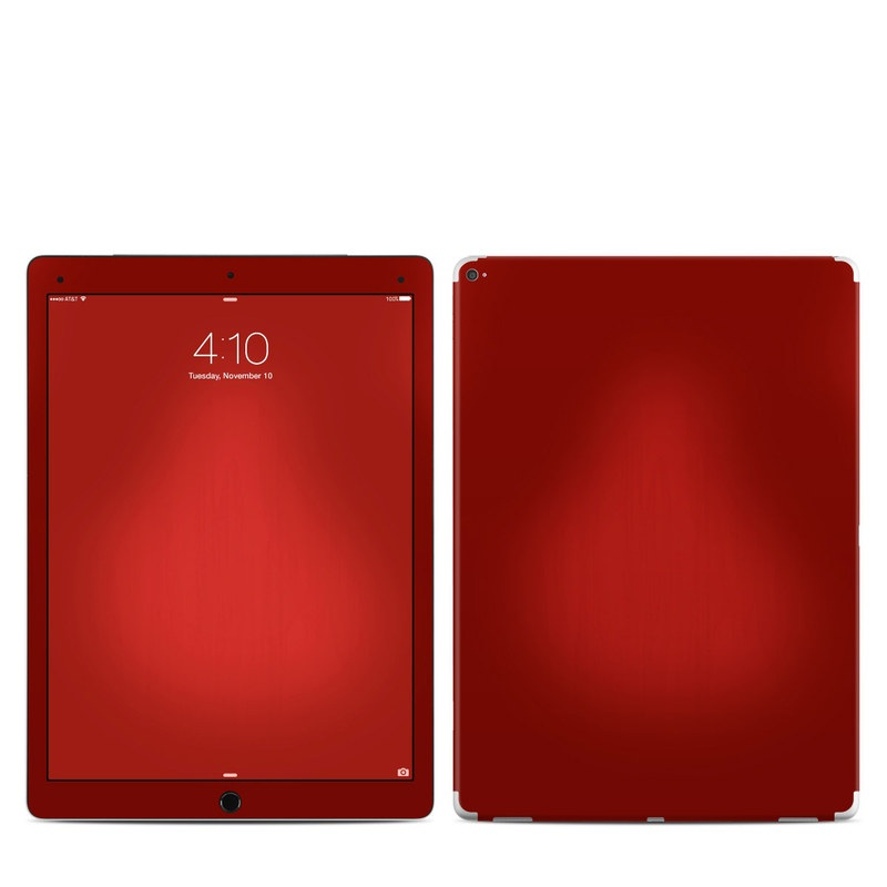 Red Burst iPad Pro 12.9-inch 1st Gen Skin