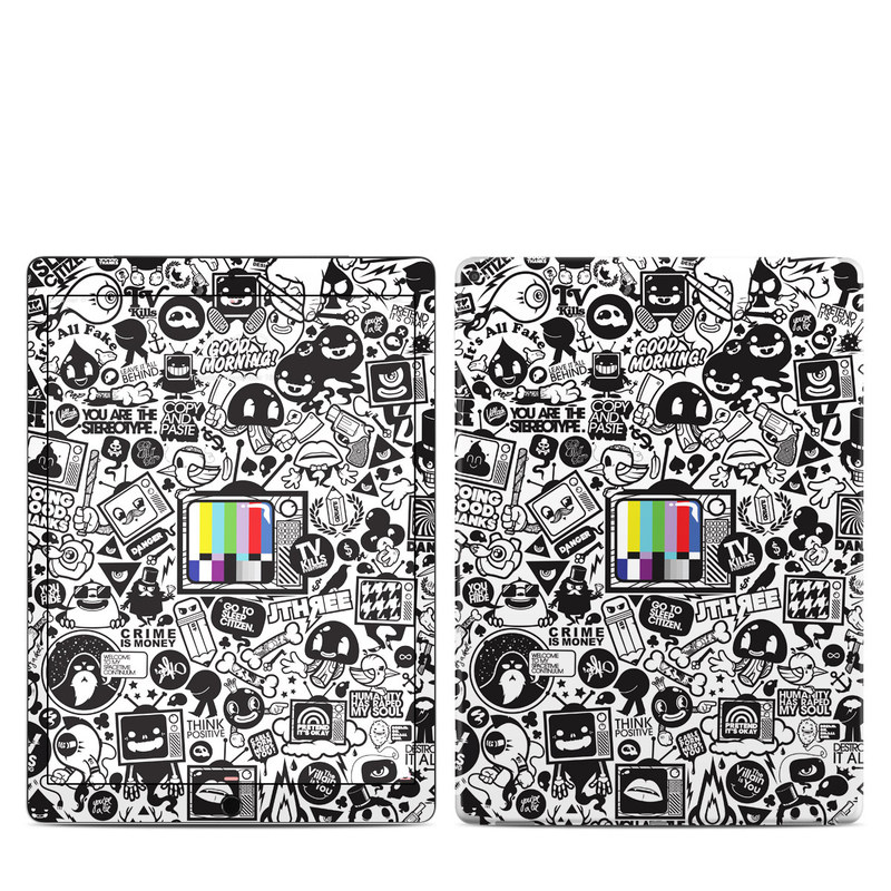 TV Kills Everything iPad Pro 12.9-inch 1st Gen Skin